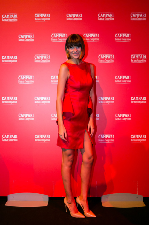 CAMPARI BARMAN COMPETITION Cristina Chiabotto 009
