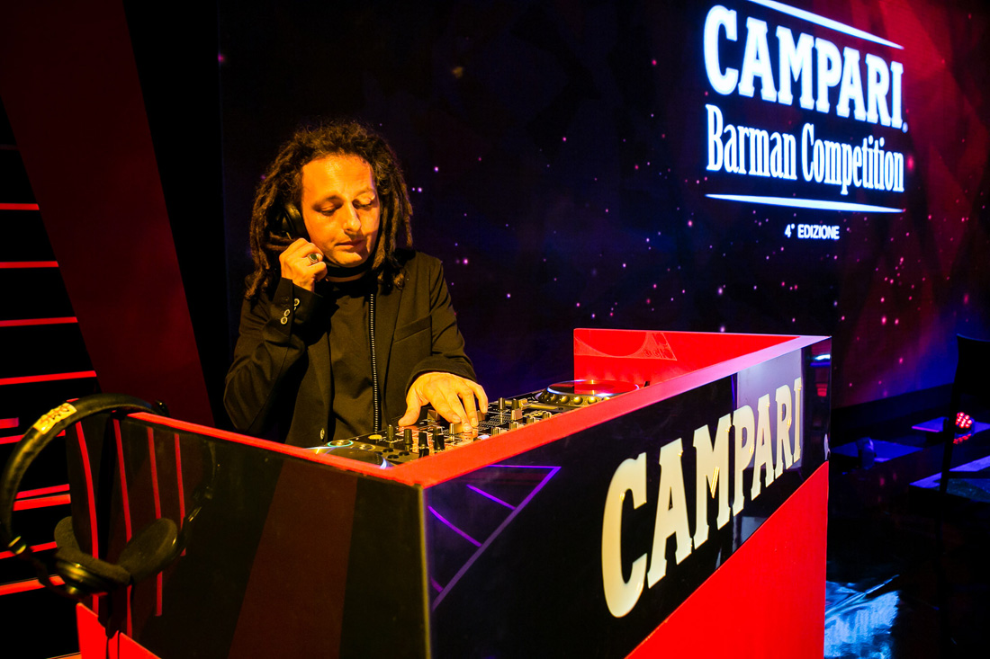 CAMPARI BARMAN COMPETITION DJ SHORTY 008
