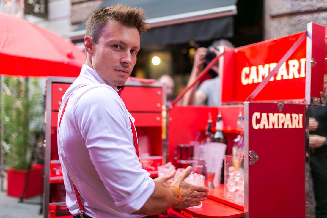 Campari Evento Navigli Red Touch_ Milano EXPO _003