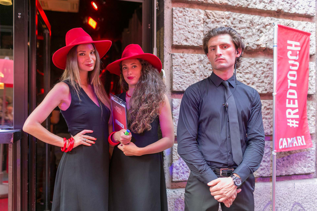 Campari Evento Navigli Red Touch_ Milano EXPO _004