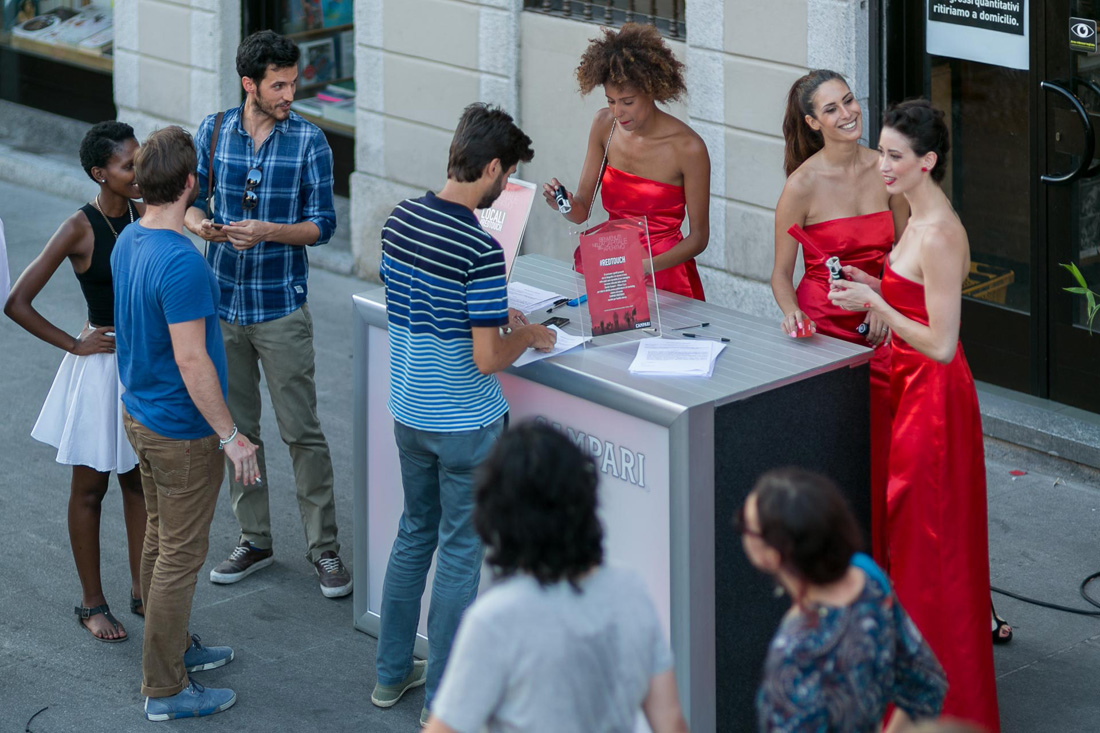 Campari Evento Navigli Red Touch_ Milano EXPO _008