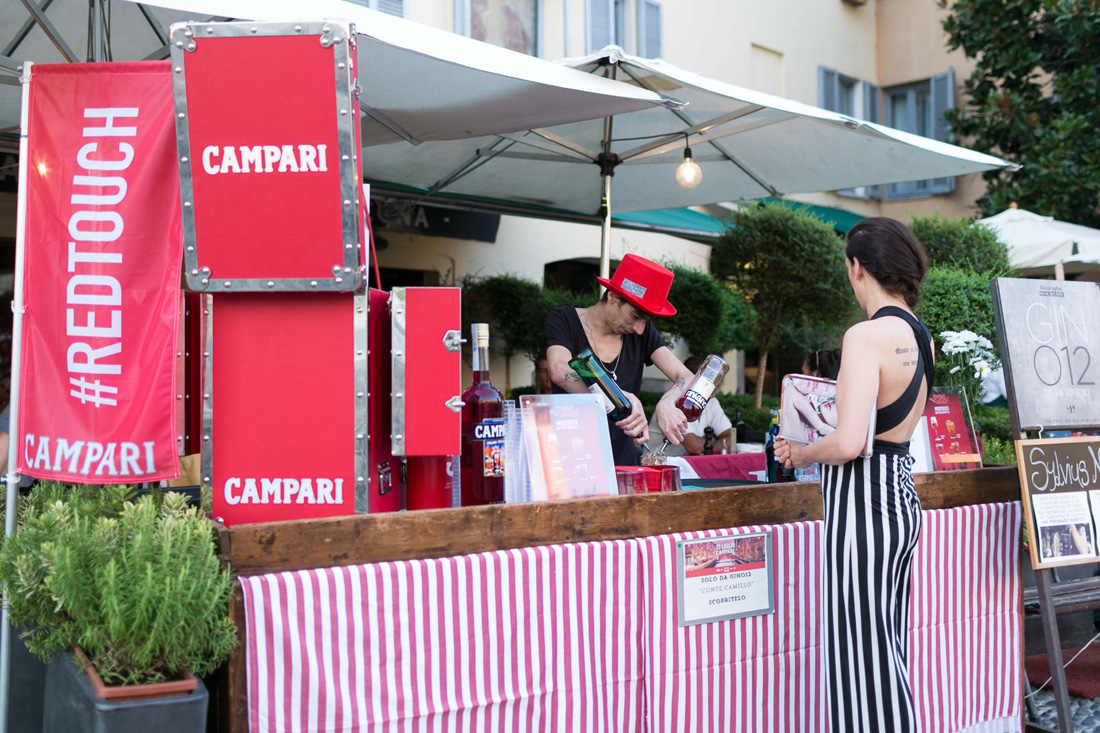 Campari Evento Navigli Red Touch_ Milano EXPO _009