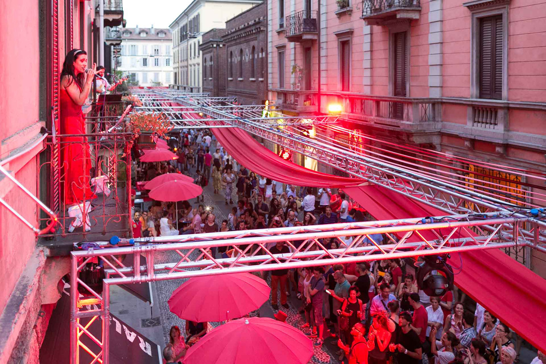 Campari Evento Navigli Red Touch_ Milano EXPO _013
