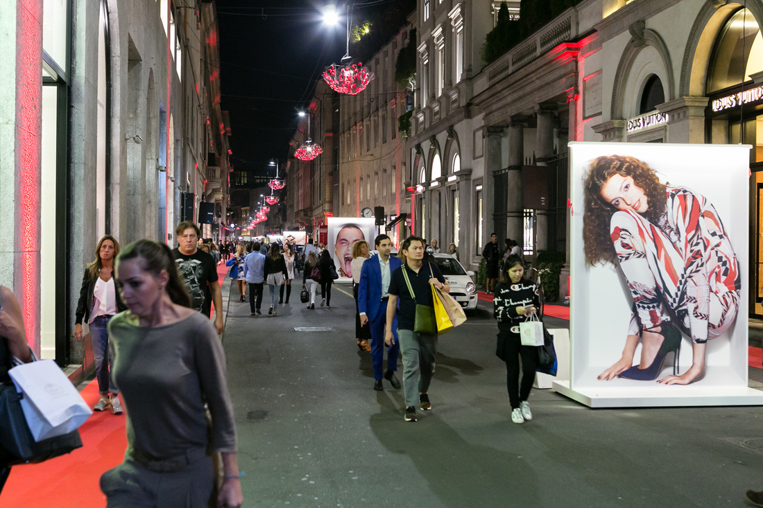 Campari Fashion Avenue_Event_milano_firenze fashion week_ via montenapoleone_via tornabuoni 007