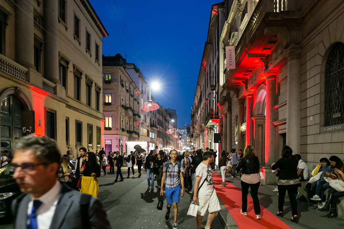Campari Fashion Avenue_Event_milano_firenze fashion week_ via montenapoleone_via tornabuoni_018