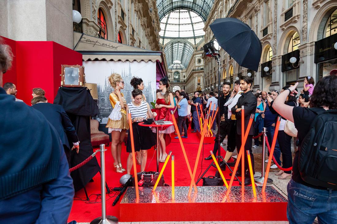 Camparino in Galleria 100anni_Milano Piazza del Duomo_evento_003