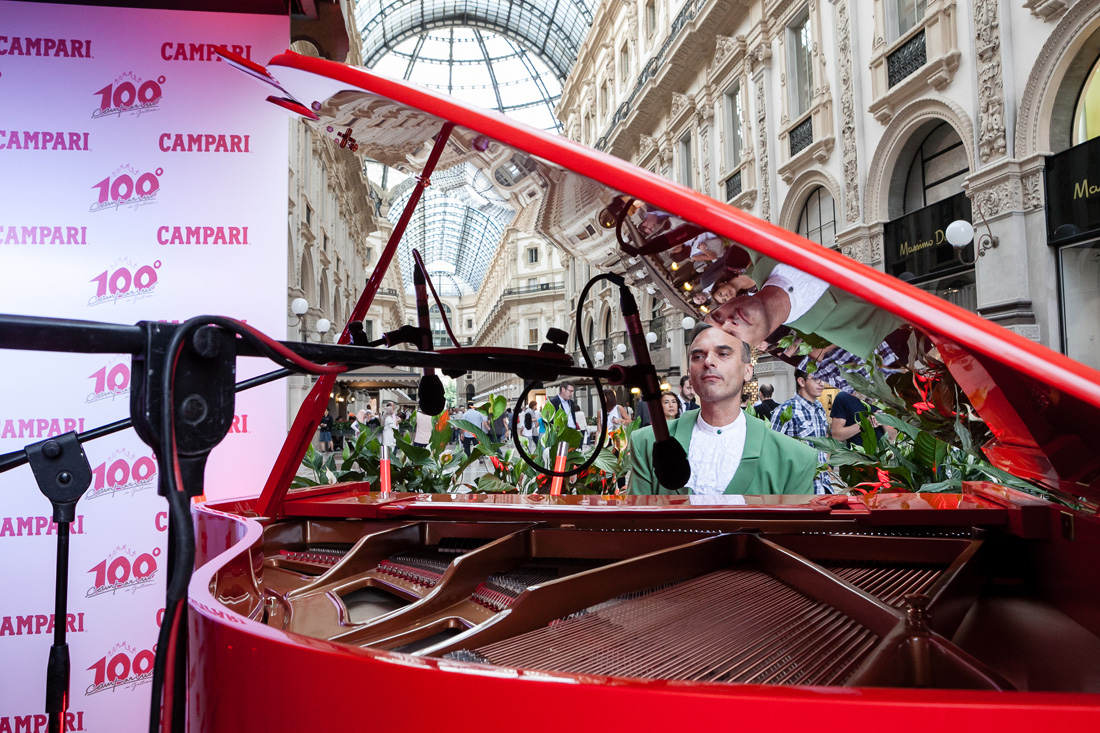 Camparino in Galleria 100anni_Milano Piazza del Duomo_evento_004