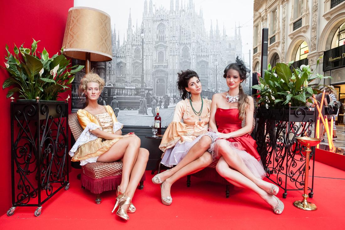 Camparino in Galleria 100anni_Milano Piazza del Duomo_evento_005