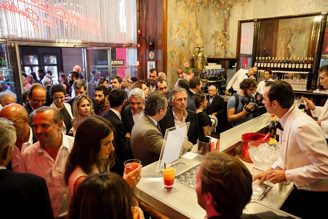 Camparino in Galleria 100anni_Milano Piazza del Duomo_evento_0112
