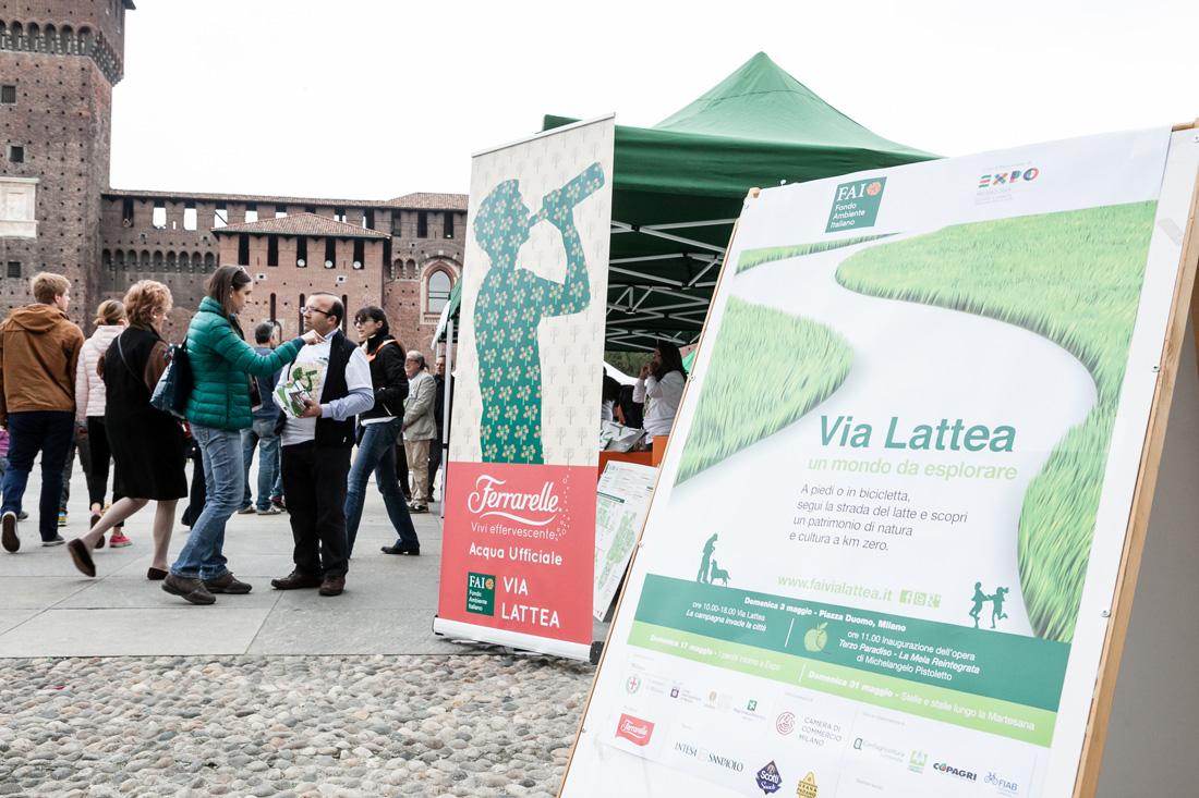 Ferrarelle giornata FAI evento diffuso Milano 005