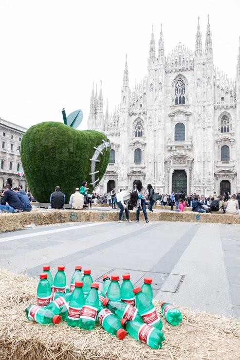 Ferrarelle giornata FAI evento diffuso Milano 009