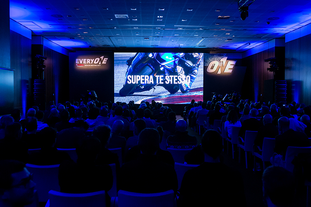 Evento YAmaha Motor Europe