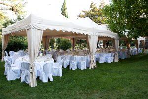 Organizzare il matrimonio in una cornice da sogno .