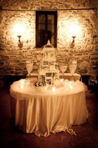 Organizzare il matrimonio in una cornice da sogno