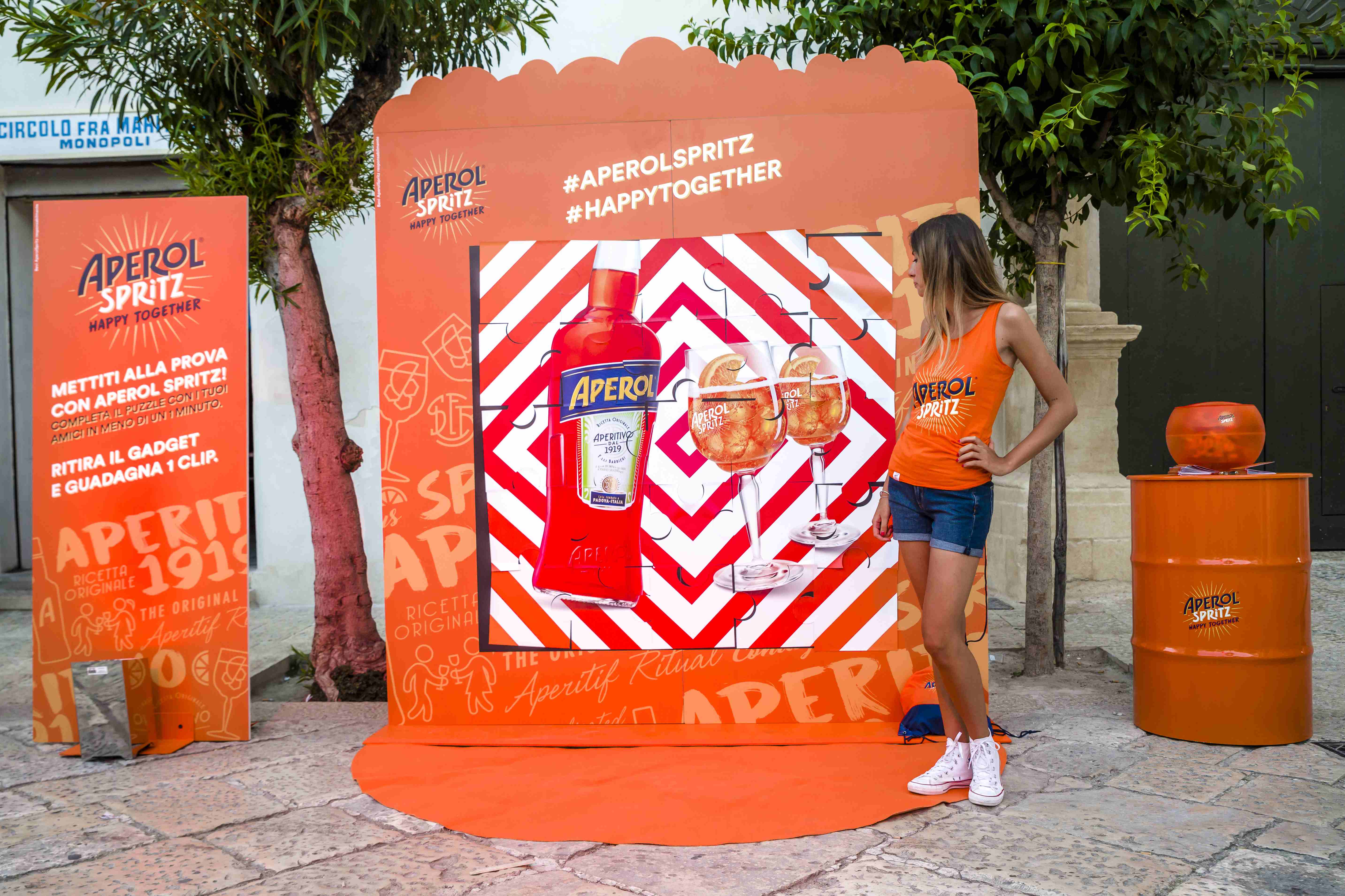 aperol top experience city