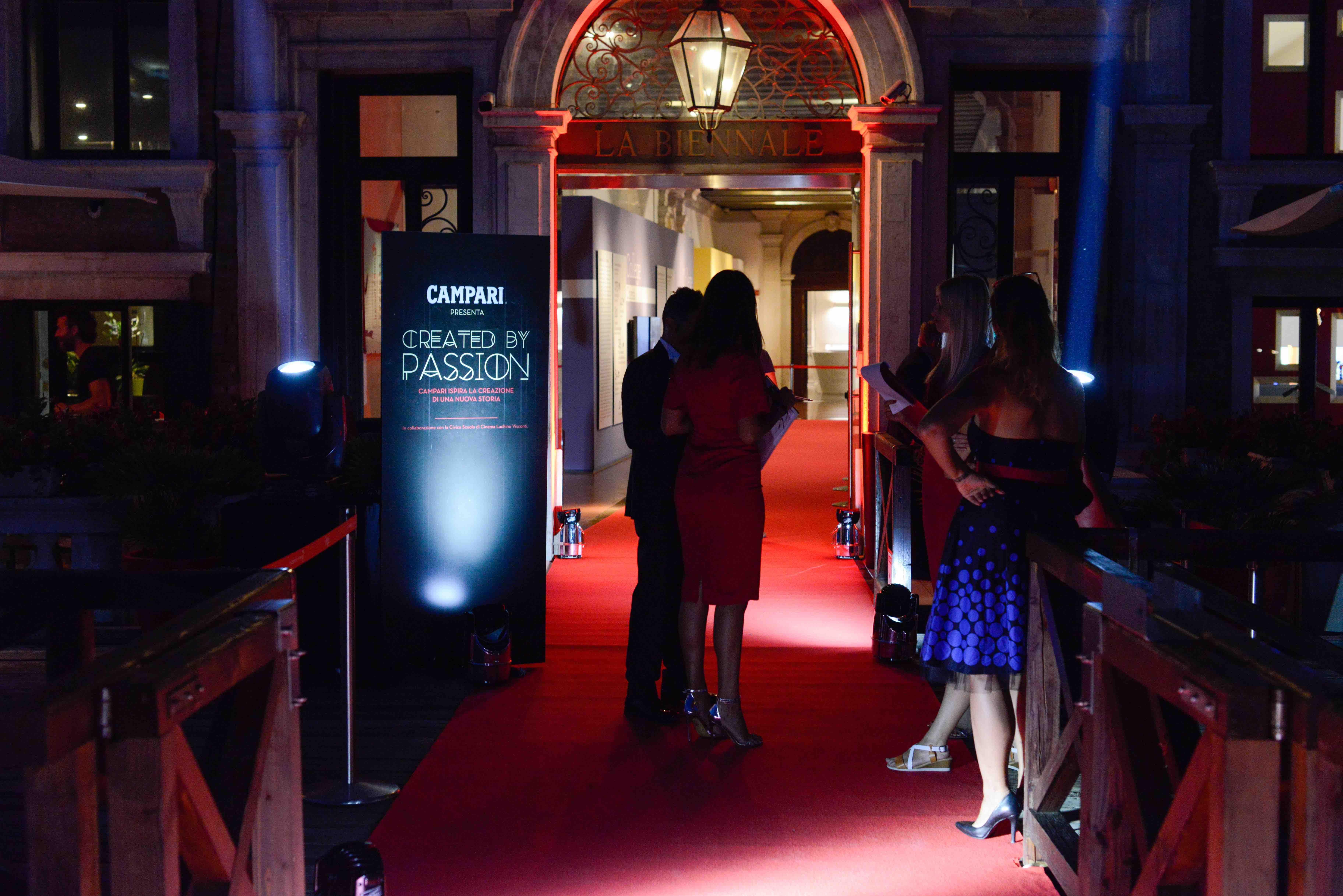 CAMPARI - Mostra del Cinema 75 - 30.08.2018