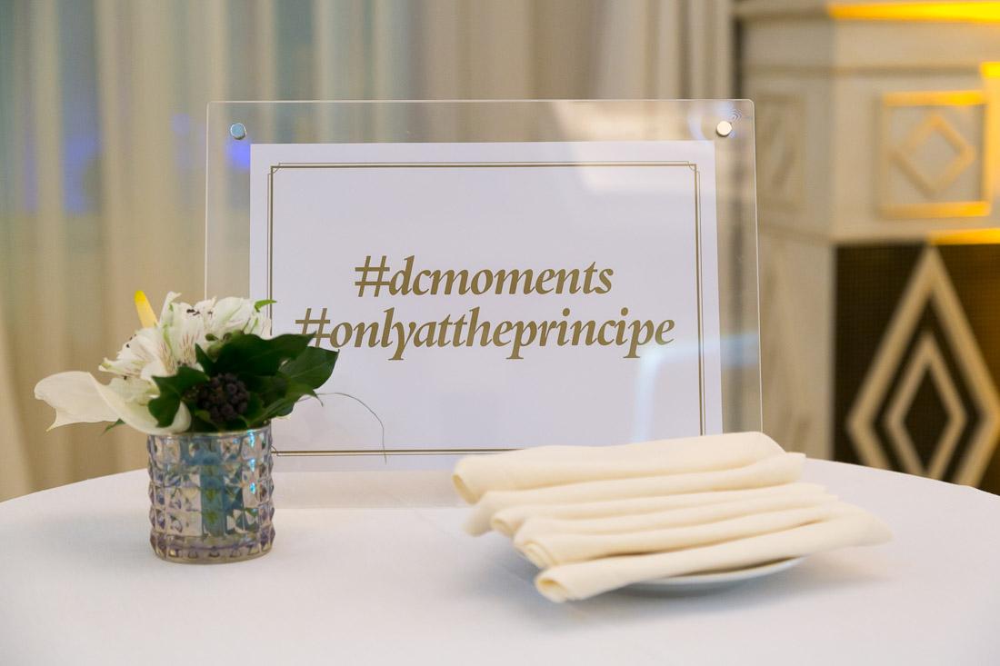 MCM per Hotel Principe di Savoia Spazio eventi