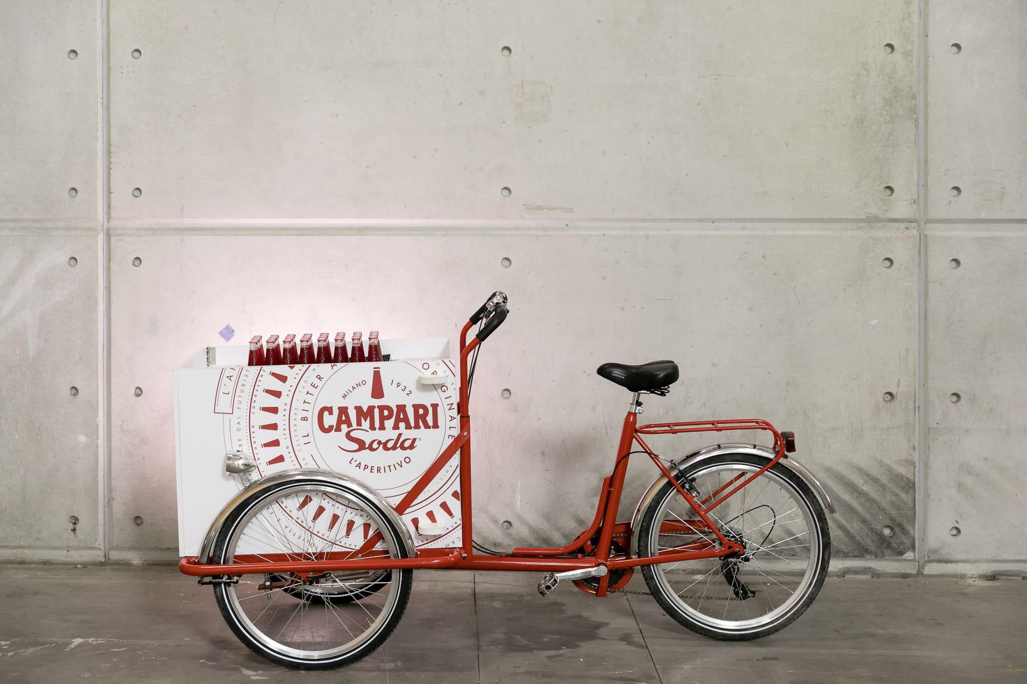 Artissima_lingotto fiere Campari soda 01