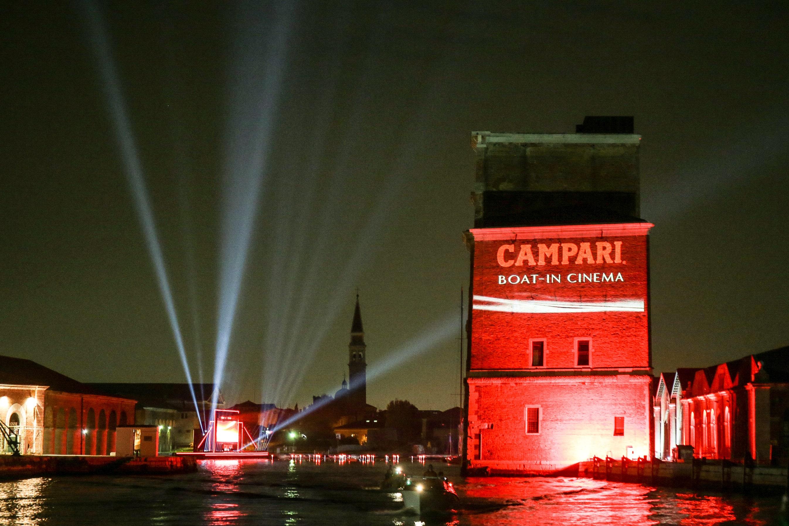 EVENTO VENEZIA 77 CAMPARI CINEMA